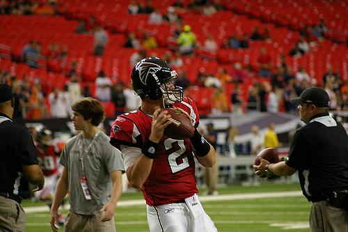 Falcons Give QB Matt Ryan Contract Extension