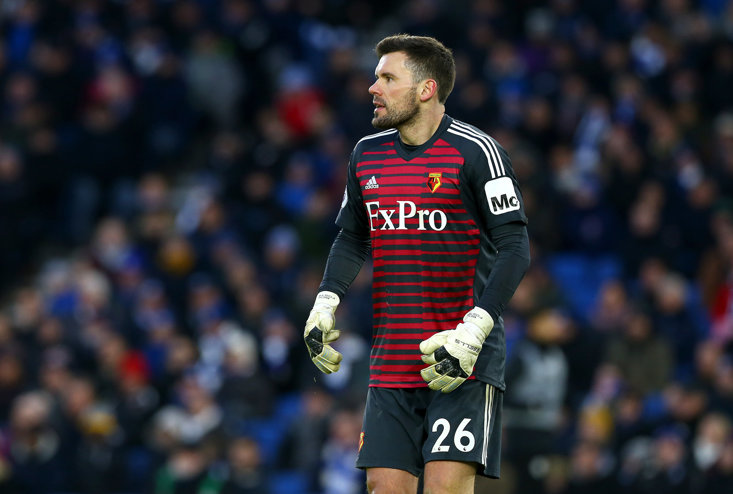 2a9359e5eb8 Forget Ederson, Alisson, And De Gea – Is This The Best Goalkeeper In The  Premier League?