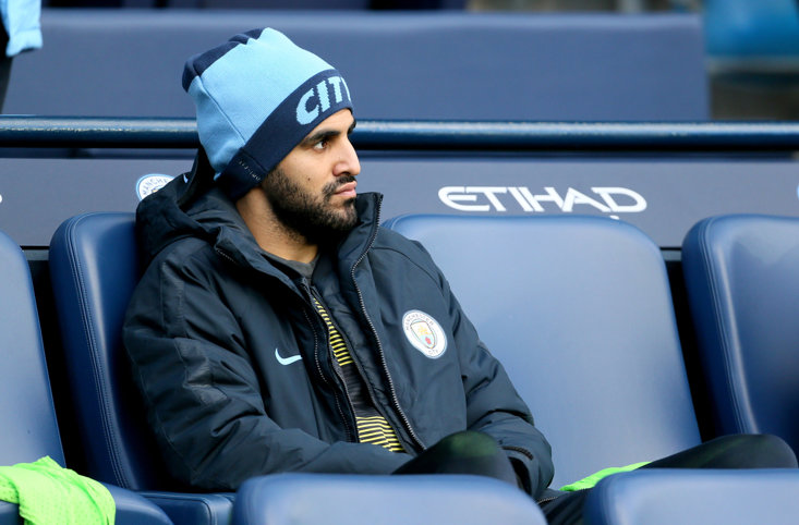 The £60million man feeling the cold.