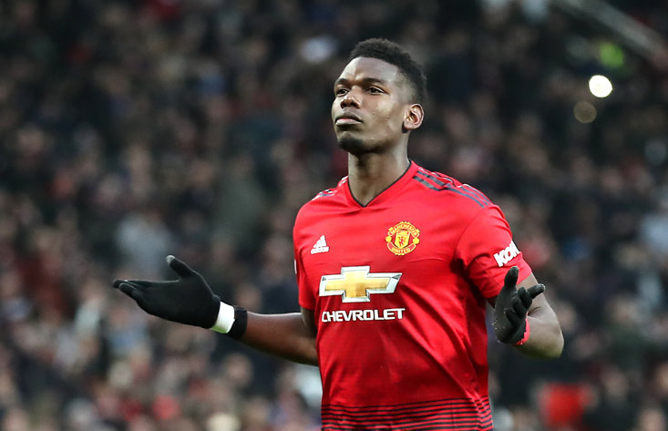 Paul Pogba was the star man for Manchester United as they cruised past Fulham