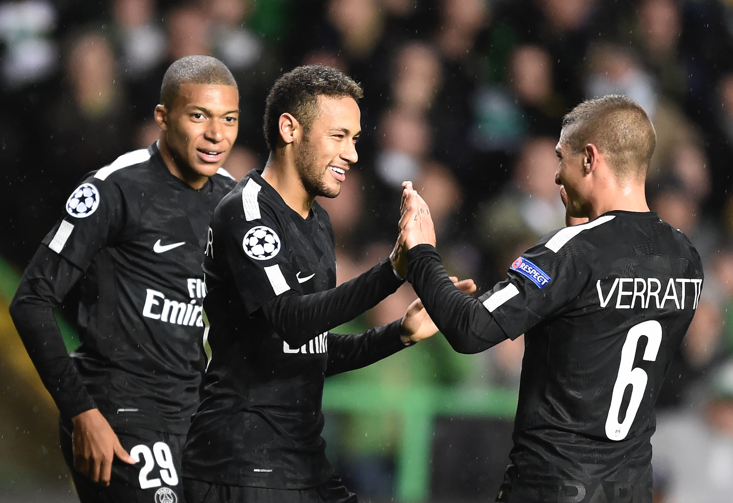 PSG with fitness and form worries ahead of Man Utd tie