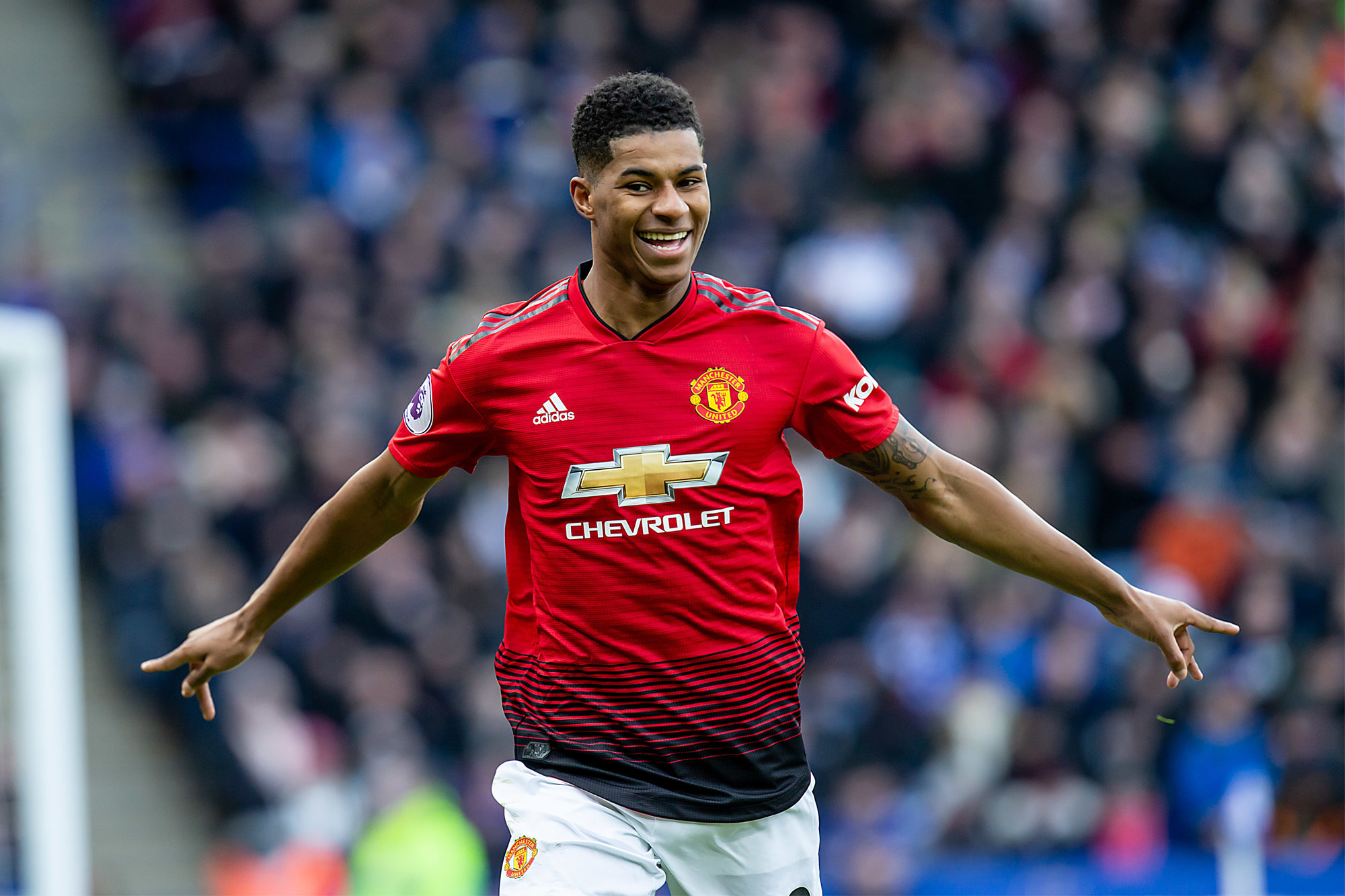 This Is Where Marcus Rashford's New Wage Will Place Him ...