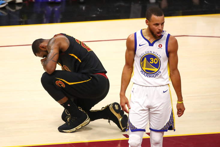 Heartbreak against Steph Curry and the Golden State Warriors