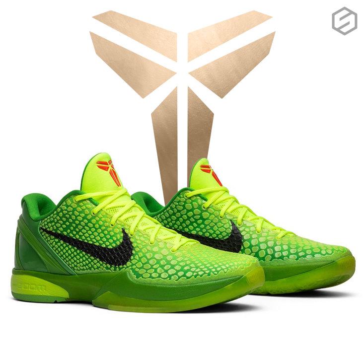 Best Kobe Bryant Sneakers Inspired
