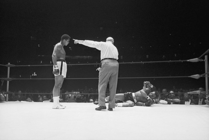 Ali's stoppage of Williams is regarded as one of his finest performances