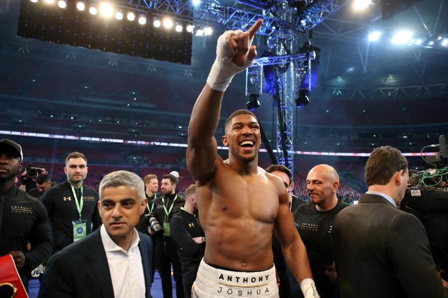 Joshua - Parker fight set to be confirmed