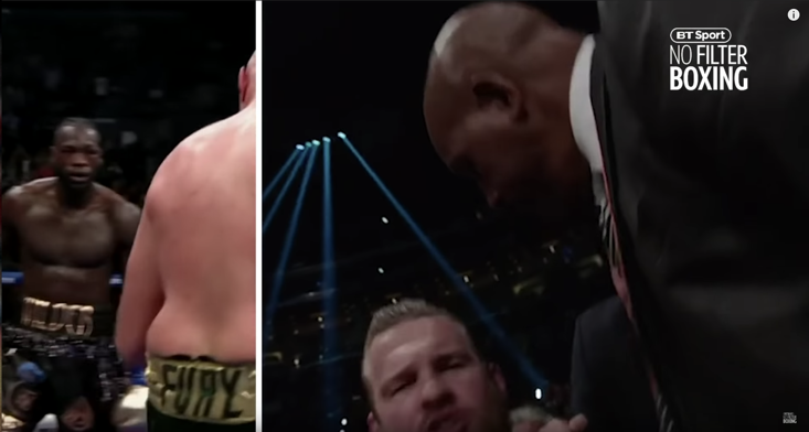 Tyson Fury Reacts To Joshua vs Miller Fight