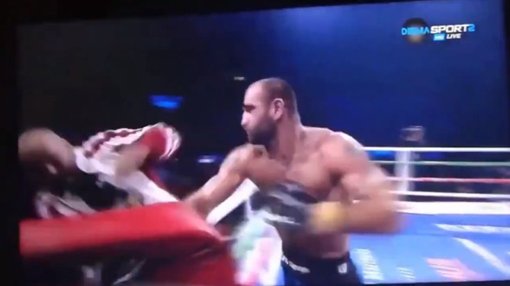 Gennady Martirosyan Punched His Own Coach Following A Defeat In Bulgaria