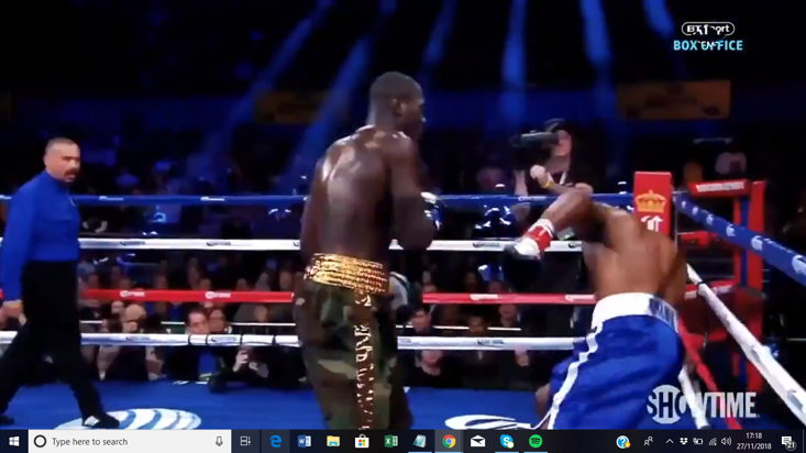 Deontay Wilder Is Considered One Of the Heaviest Punches Of All Time