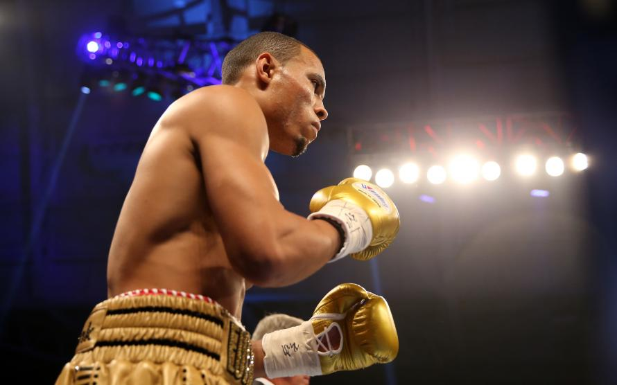 Chris Eubank Jr vows to break George Groves' spirit