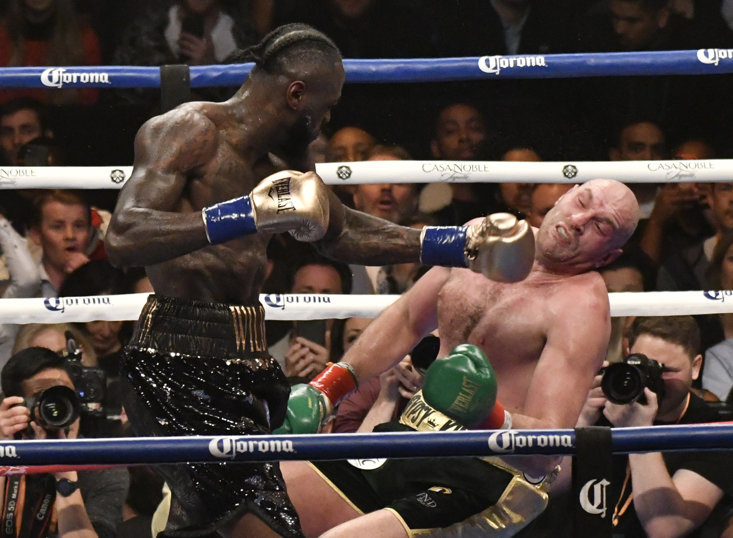 Wilder claims Joshua's begging to fight him