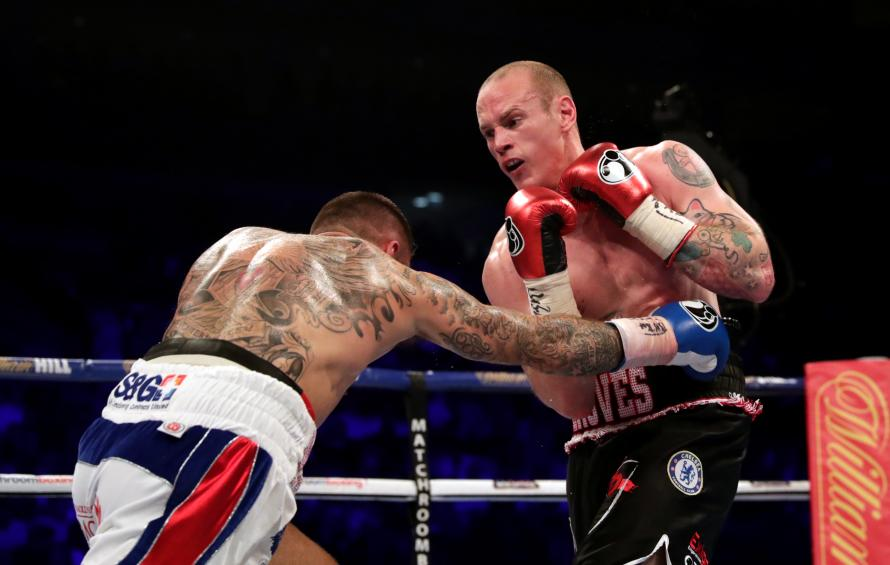 Groves defeats Eubank, headed to WBSS final