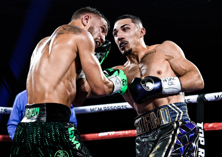 Teofimo Lopez vs Vasyl Lomachenko (Getty Images)