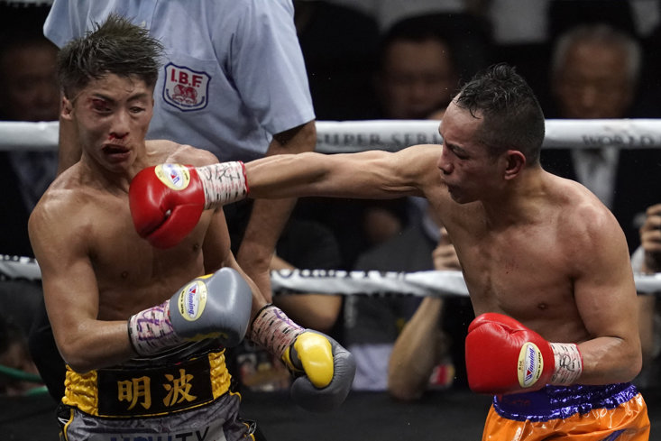 Inoue vs Donaire was arguably 2019's Fight of the Year