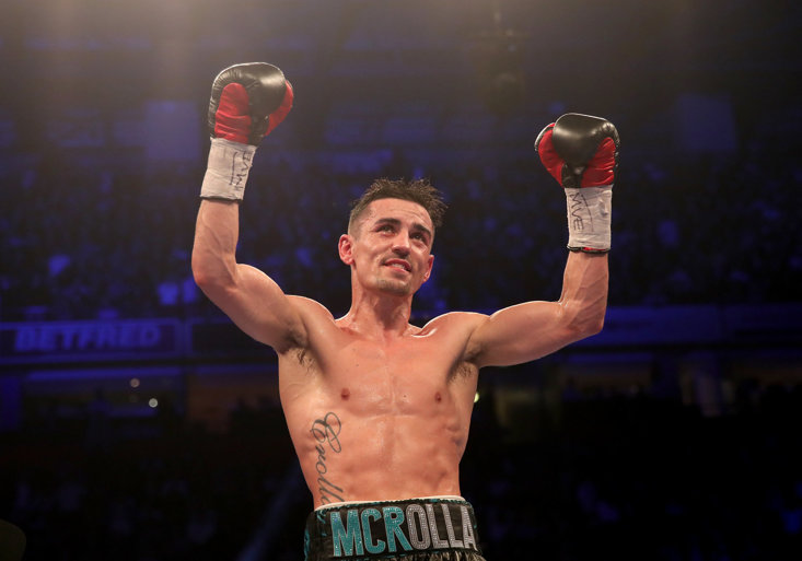 Anthony Crolla vs Vasyl Lomachenko agreed for April 12