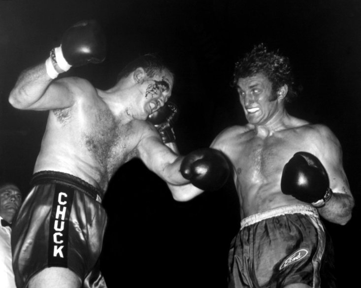 Wepner racked up 52 fights in his professional career and most were bloody affairs (PA Images)