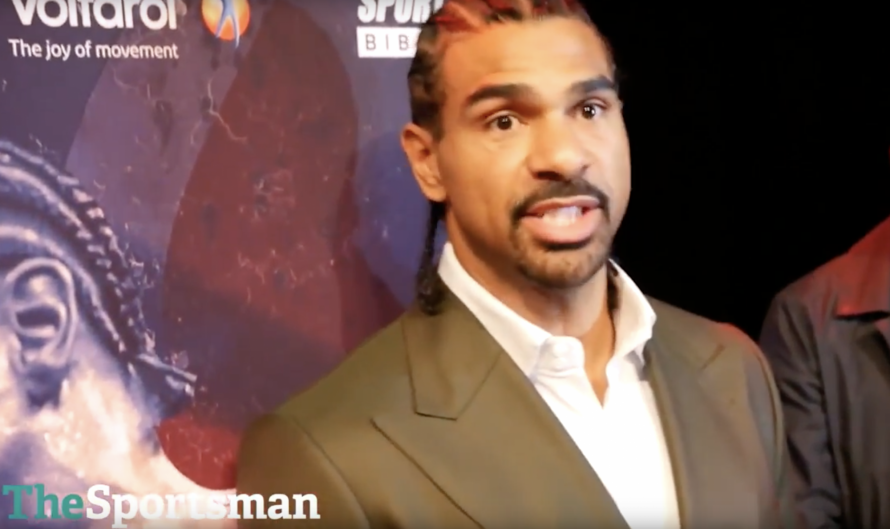 David Haye wants to 'drag it out' before stopping Tony Bellew late