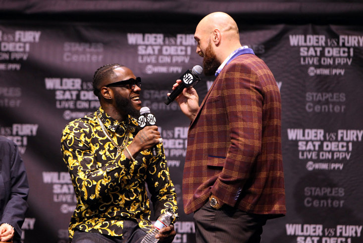 Wilder to defend WBC title against Breazeale in May