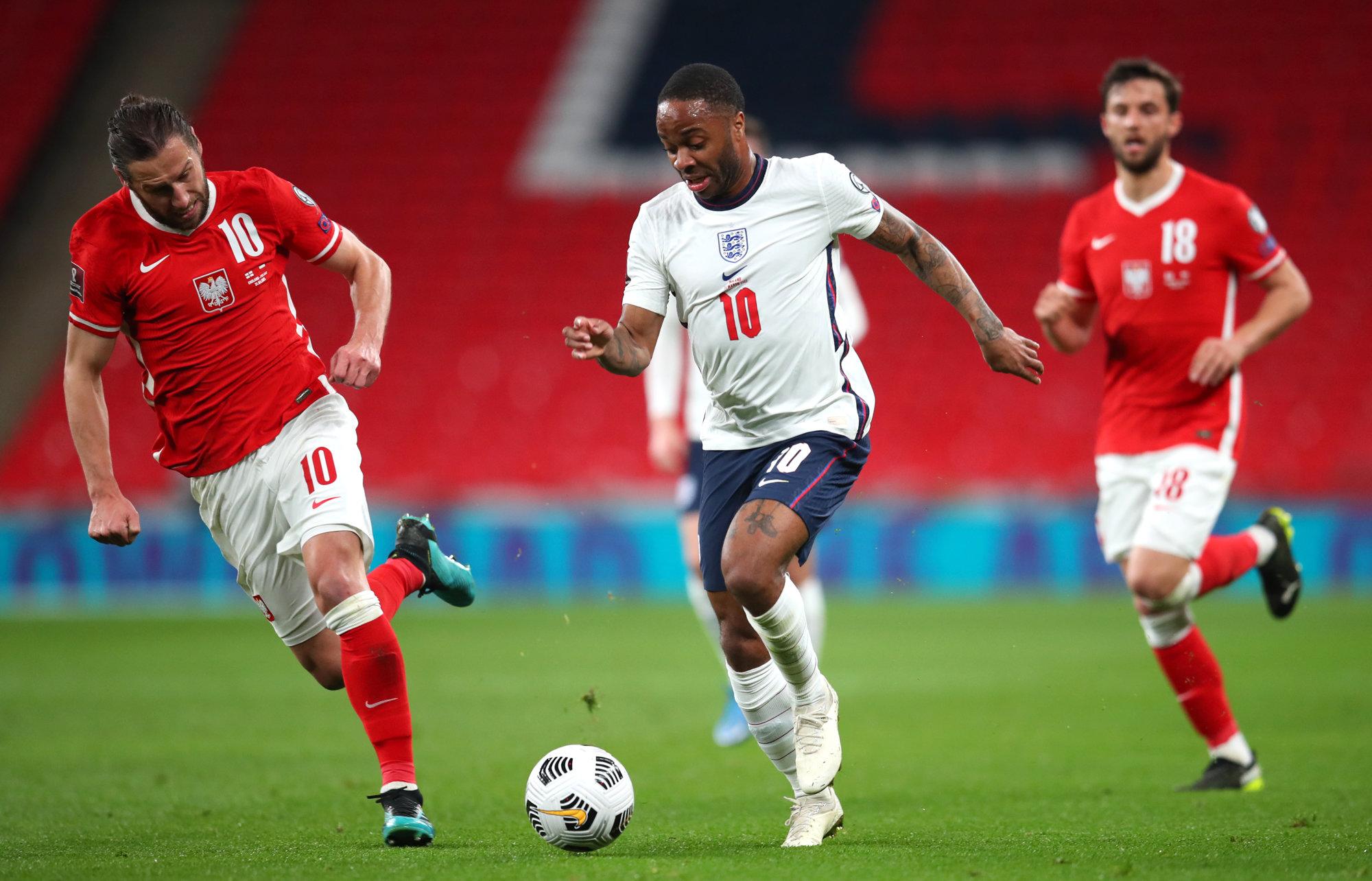 Stuart Pearce Backs Raheem Sterling To Start For England Against Croatia