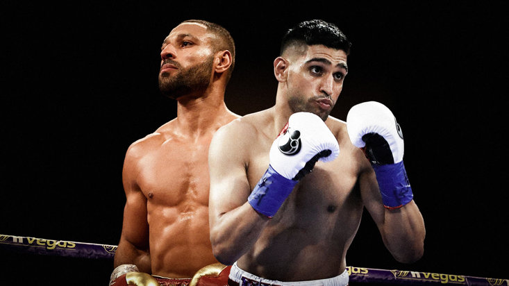 Kell Brook And Amir Khan Are two other fighters that Hearn wants for his virtual press conference idea
