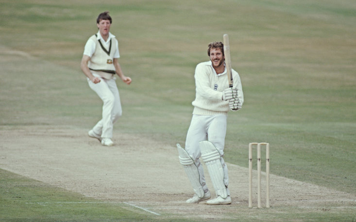 Ian Botham At Headingley in 1981 (Getty Images)