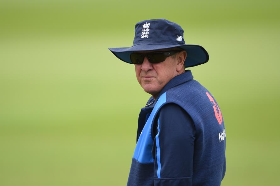 England coach Trevor Bayliss has been in the job since 2015