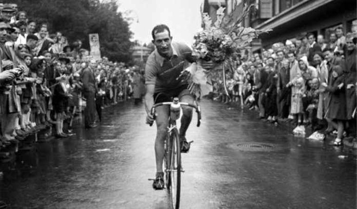 Gino Bartali is said to be responsible for saving the lives of an estimated 800 Jews, putting his own life on the line in the process.