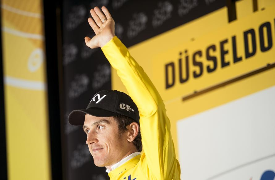 Geraint Thomas 'should' secure his first Grand Tour victory