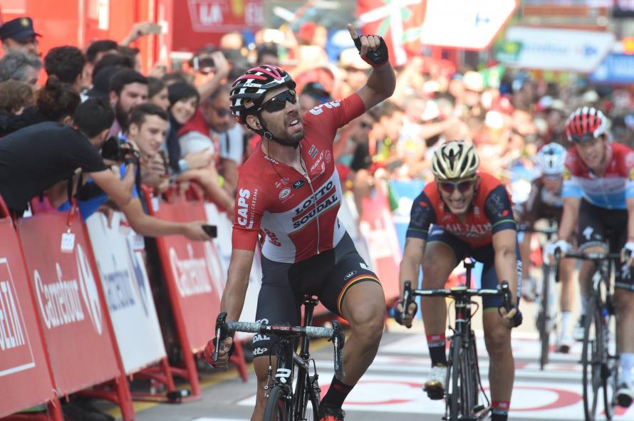 e7df45e5c De Gent Claims Stage 19 At The Vuelta