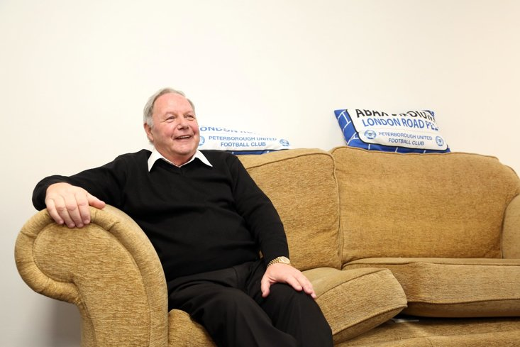 Barry Fry takes time out to speak to The Sportsman