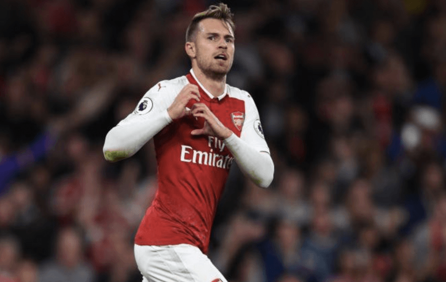 Aaron Ramsey Has Been Told He Can Leave Arsenal In The Summer