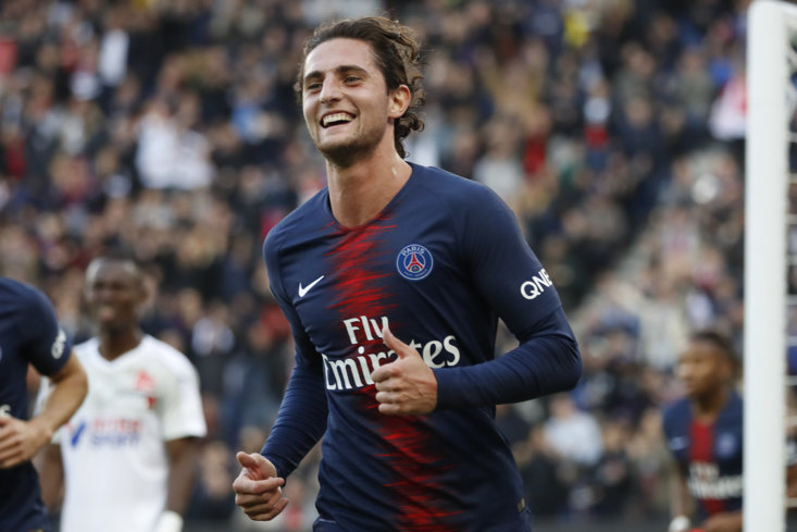 Barcelona Deny Agreeing Contract With Tottenham Target Adrien Rabiot