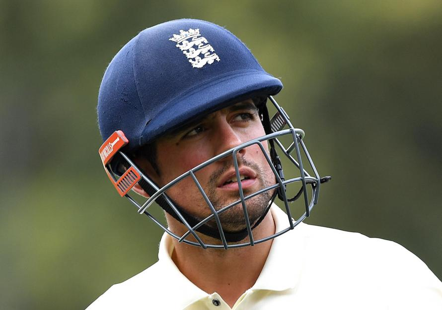 England fans gave outgoing Alistair Cook a memorable farewell this week