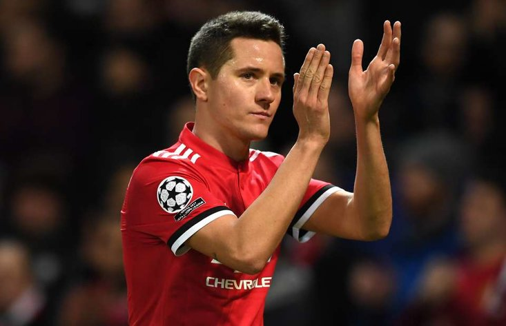 Ander Herrera Is Still Waiting On A New Contract Offer From Manchester United