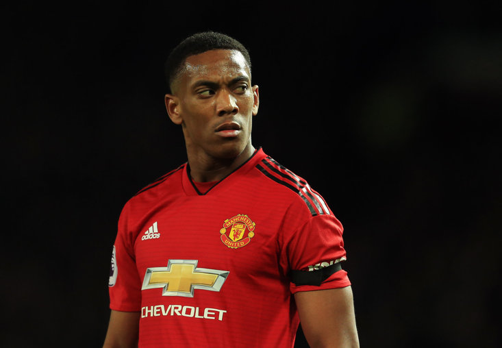 Anthony Martial is expected to sign a new five-year contract with Manchester United