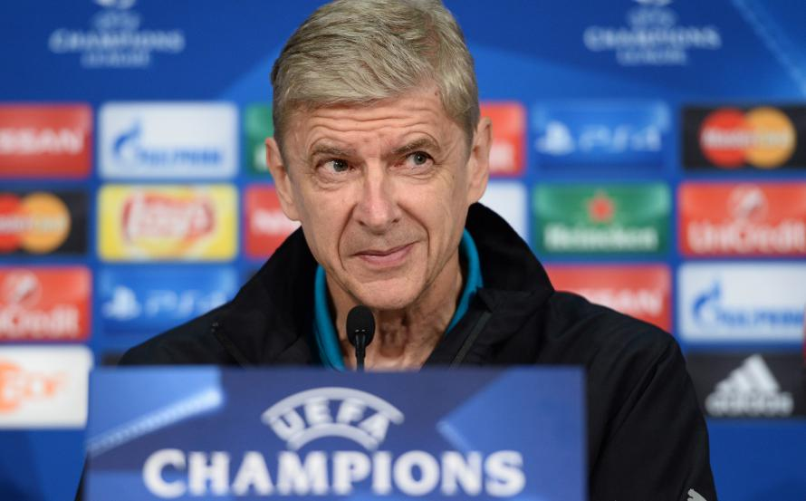 Arsene Wenger rubbishes links to AC Milan