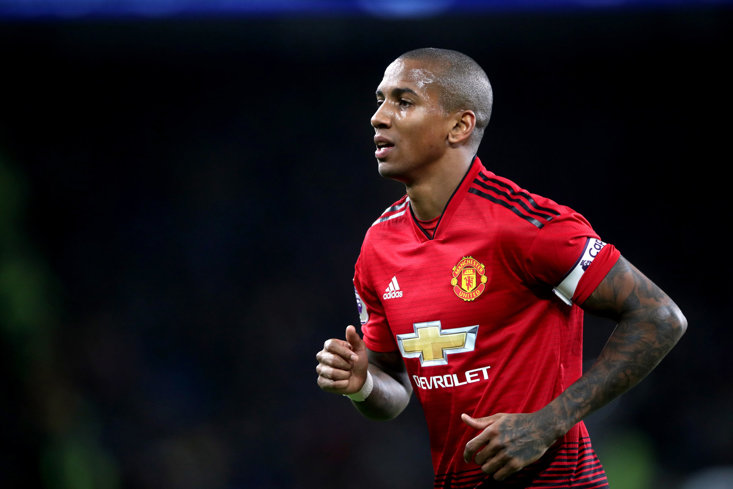 Ashley Young to leave Manchester United at the end of the season?