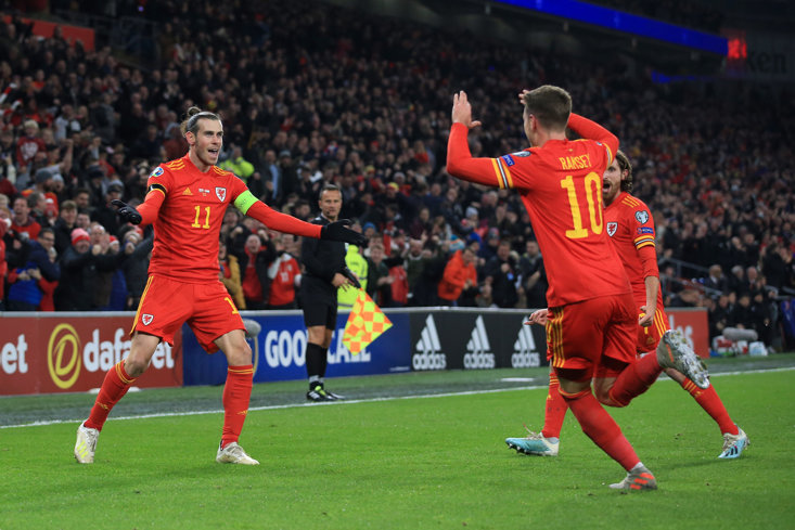 Gareth Bale Played A Crucial Role In Wales' Victory Over Hungary Last Night