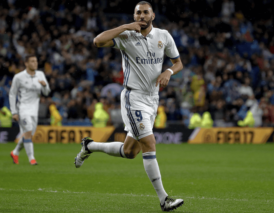 Karim Benzema set an interesting record for Real Madrid last weekend