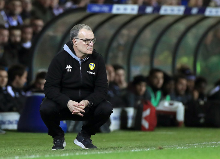 Can Marcelo Bielsa leed Leeds up to the Premier League?