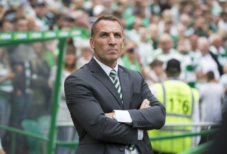 Celtic boss Rodgers takes responsibility for 'bitty' start to the season