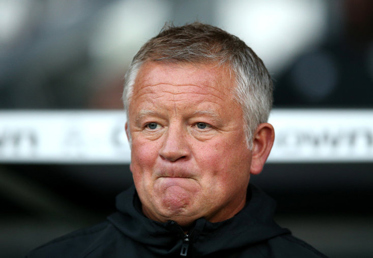 Sheffield United manager Chris Wilder guided his team to a famous 1-0 win at Leeds today