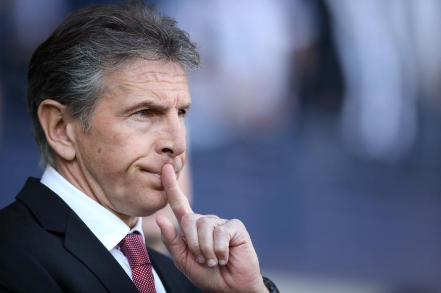 Claude Puel has some key decisions to make this weekend