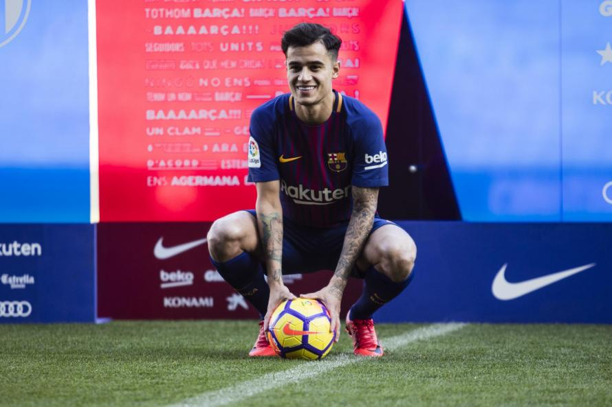Coutinho Continues To Struggle At Barcelona After His Liverpool Move