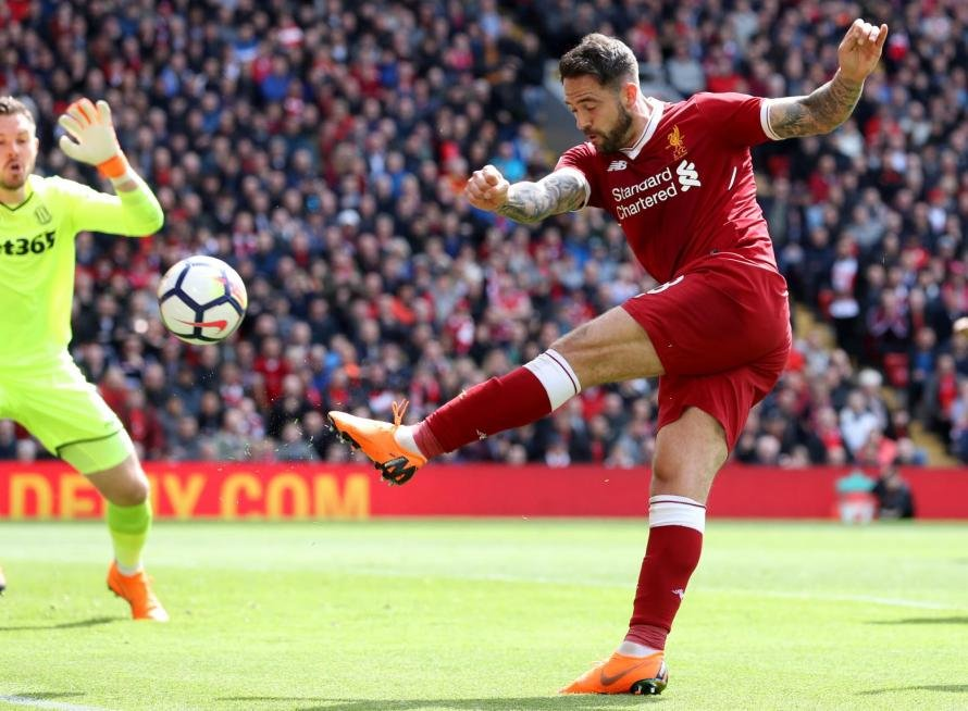 Danny Ings Completed A Last Gasp Loan Move From Liverpool To Southampton