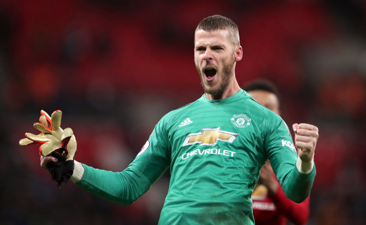 De Gea could sign a new contract