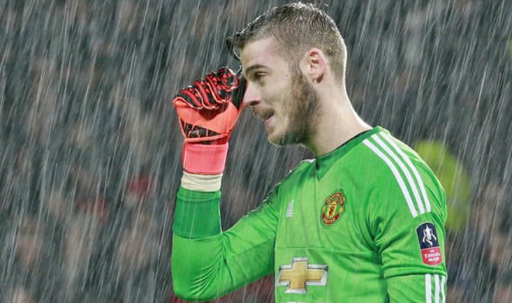 Manchester United are hoping to extend the contract of goalkeeper David de Gea
