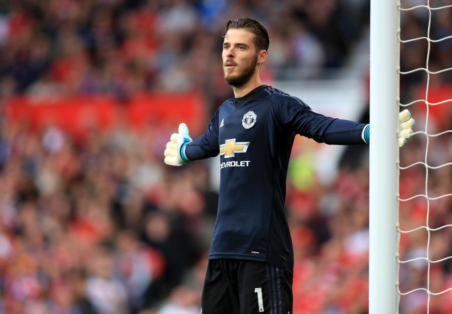 Manchester United are already plotting who to bring in to replace David de Gea