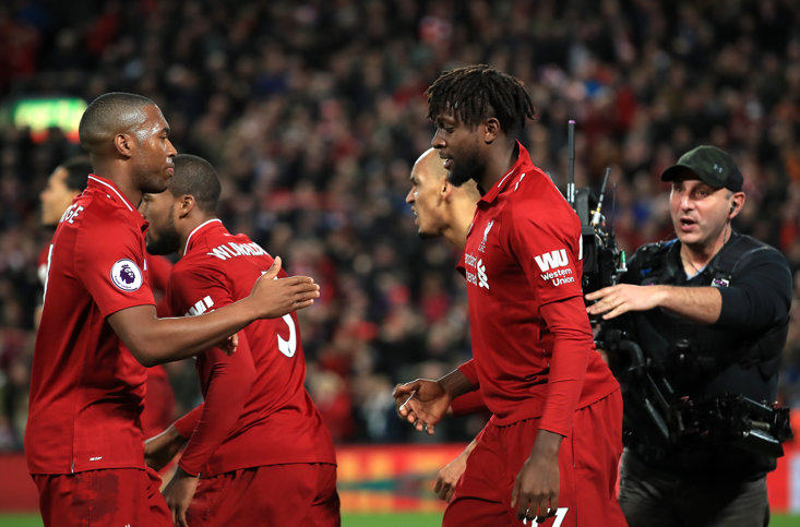 Origi to replace injured Harry Kane?