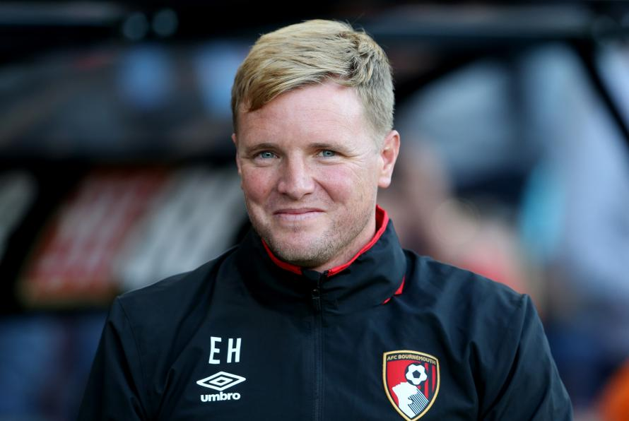 Bournemouth manager Eddie Howe has seen his side lose three games in a row